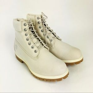 Timberland Pure Cashmere Waterproof Boots 10.5